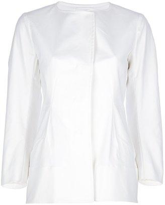 Jil Sander structured jacket