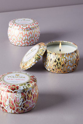 Voluspa Maison Mini Candle Set By in White Size ALL