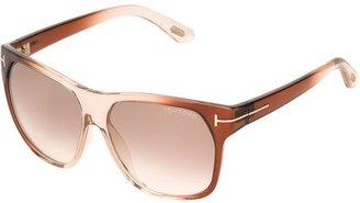 Tom Ford bi-colour sunglasses
