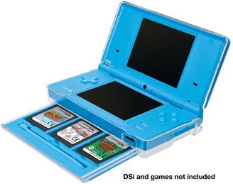 Nintendo DreamGEAR Crystal Case Plus DS)