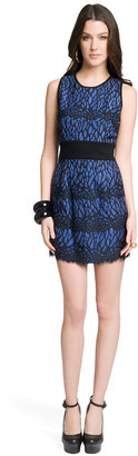 Robert Rodriguez Collection Lace Tank Mini