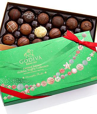 Godiva Chocolatier, 18-Pc. Radko Holiday Truffle Gift Box