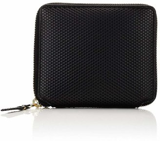 Comme des Garcons Men's Luxury Zip-Around Wallet
