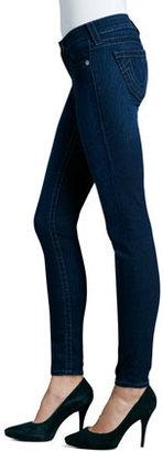 True Religion Halle Starlight High-Rise Skinny Jeans