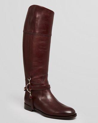 Ralph Lauren Riding Boots - Sandra Flat