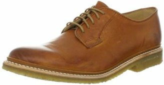 Frye Men's James Crepe OxfordWhiskey