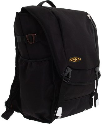 Keen Keizer Universal Commuter Backpack (Black) - Bags and Luggage