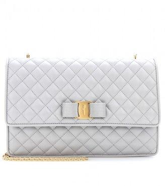 Salvatore Ferragamo Ginny leather shoulder bag