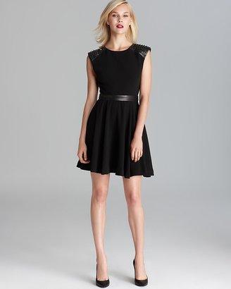 Alice + Olivia Mini Dress - Kerry Studded