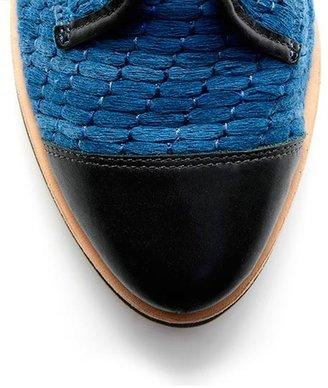 Loeffler Randall Octavia high top sneaker
