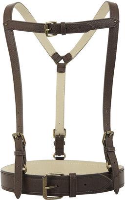 BCBGMAXAZRIA Suspender Harness Waist Belt