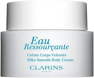 Clarins Eau Ressourcante Silky Smooth Body Cream, 200ml
