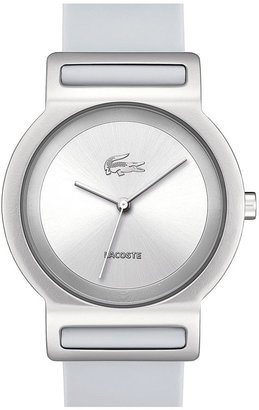 Lacoste 'Tokyo' Silicone Strap Watch, 40mm