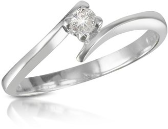 Forzieri 0.10 ct Diamond Solitaire Ring