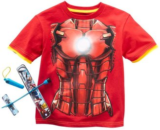 Iron Man The avengers mock-layer tee - boys 4-7