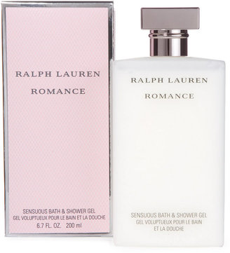 Ralph Lauren Romance Sensuous Bath & Shower Gel, 6.7 oz.