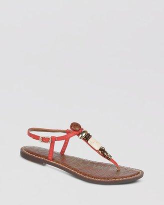 Sam Edelman Flat Thong Sandals - Glenna Gigi