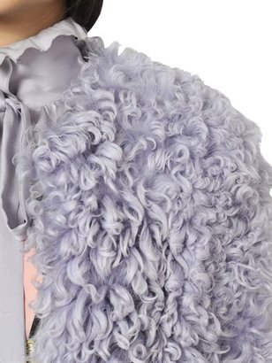 Emilio Pucci Curly Shearling Jacket