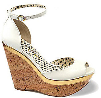 Jessica Simpson Keira Ankle-Strap Wedges