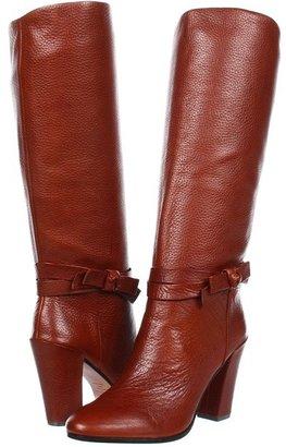 Kate Spade Mandie (Luggage Grainy Nappa) - Footwear