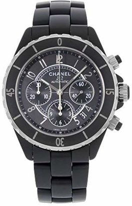 Chanel Men's H0940 J12 Sport Dial Watch