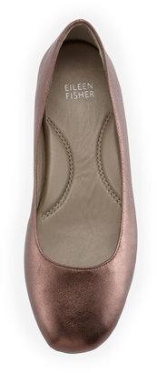 Eileen Fisher Kind Ballerina Flat, Pyrite
