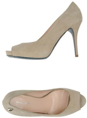 Patrizia Pepe Pumps with open toe