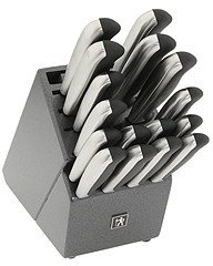 Zwilling J.A. Henckels Zwilling International Everedge Plus 17-Piece Block Set