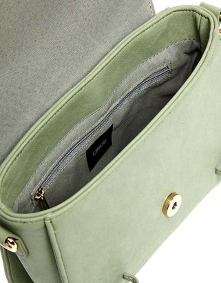 Asos Mini Stud Satchel Bag