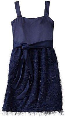 Gap Feathery party dress