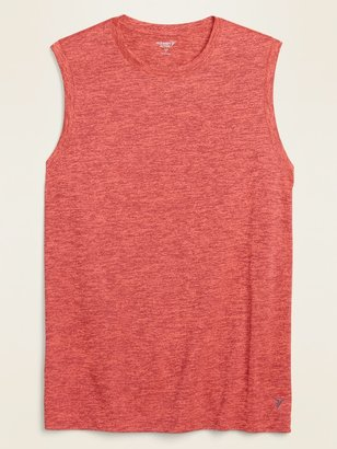Old Navy Go-Dry Odor-Control Core Digi-Print Muscle Tank for Men
