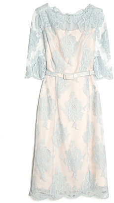 Erdem Anna Belted Dress