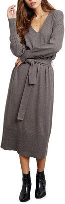 Rails Margot Belted Sweater Dress