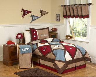 JoJo Designs Sweet All Star Sports Kid Bedding Collection