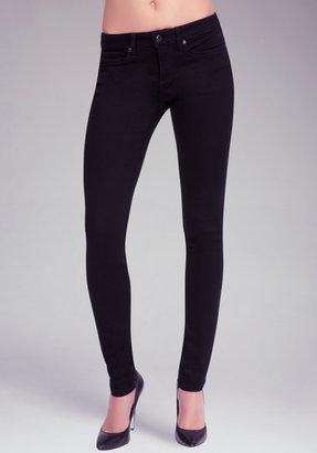 Bebe Signature Stretch Skinny Jeans