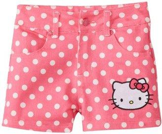 Hello Kitty Big Girls' Printed Shorts
