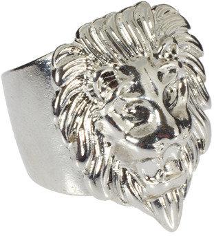 Asos Lion Head Signet Ring