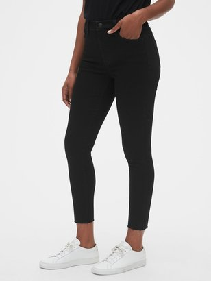 Gap High Rise True Skinny Ankle Jeans with Secret Smoothing Pockets in Sculpt