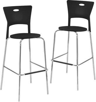 Lumisource 2-pc. mimi bar stool set