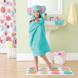 Jumping beans ® elephant bath wrap