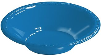 True Blue Creative Converting Plastic Bowls - 20 ct