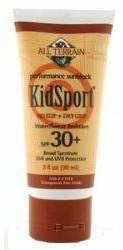 All Terrain Kidsport SPF30 by 3oz Sun Block)