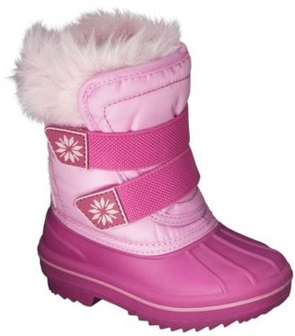 Circo Toddler Girl's Naomi Cold Weather Boot - Pink