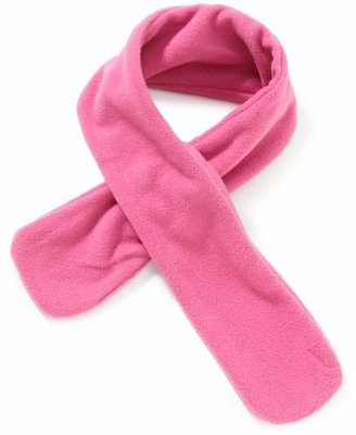 Playshoes Unisex Baby Fleece Shawl Scarf, Pink