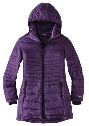 Champion C9 by Women's Long Puffer Jacket -Assorted Colors