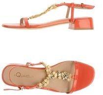AQUARELLE High-heeled sandals