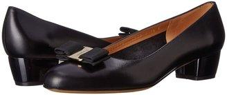 Salvatore Ferragamo - Vara  Women's 1-2 inch heel Shoes $550 thestylecure.com