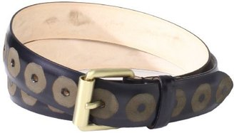Marc Jacobs Men's Laser Etched Belt