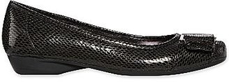 JCPenney Liz & Co.® Sissy Buckle-Detail Loafers