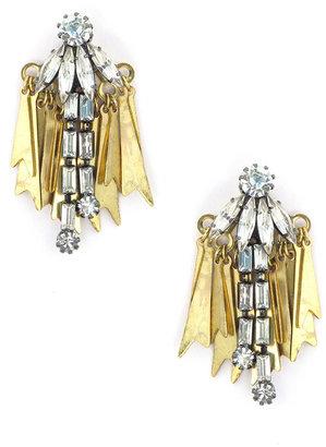 Elizabeth Cole Hazel Earrings 3814947653